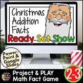 Christmas Math Activities | 2nd 3rd Grade Addition Math Fa