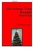 Christmas Math Activities budgeting