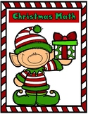 Christmas Math: Activities for Kinder and First Grade