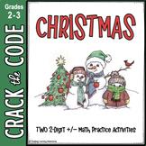Christmas Math Activity – 2-Digit Addition & Subtraction C