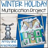 Christmas Math Activities Multiplication