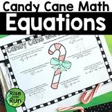 Christmas Math Activity, Multi-Step Equations