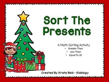 Number Sense - Christmas
