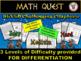 "Christmas Math Activity: Reindeer ""Around the World Round-Up"" Math Quest"