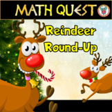 "Christmas Math Activity Around the World Round-Up"" Math Quest"