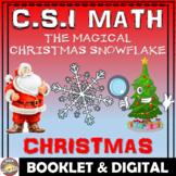 Christmas Math Activity: The Magical Christmas Snowflake!