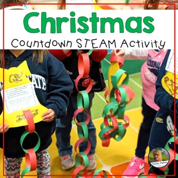 Christmas Math Activity from TeachMagically
