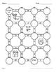Christmas Math: Adding Integers Maze