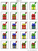 Christmas Math: Adding, Subtracting, Tens Frames Centers