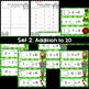 Christmas Math Addition - Missing Addends Task Cards