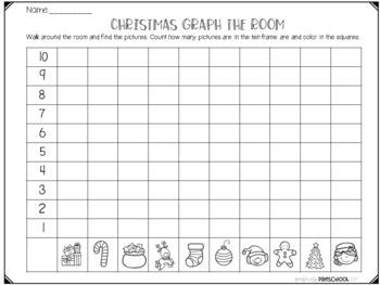 Christmas Math on the Go!