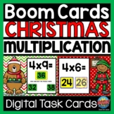 BOOM Cards December Christmas Math