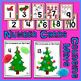 Christmas Math BUNDLE 2 - Math Centers for Early Learners