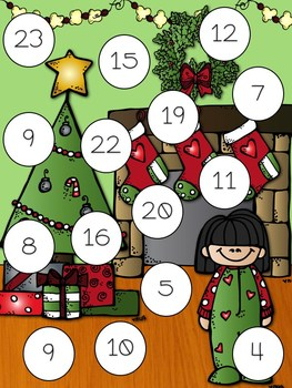 Christmas Math Bins- Aligned To The Common Core!