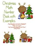 Christmas Math Book