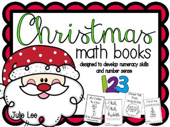 Christmas Math Books