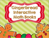 Gingerbread Interactive Math Books