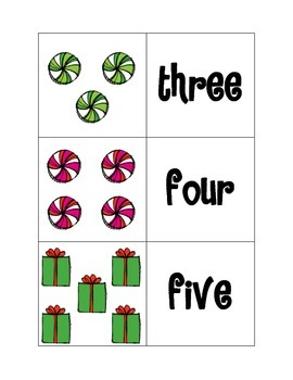 Christmas Math Bundle