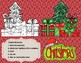 Christmas Math CRAFT Double Digit Addition and Subtraction WITHOUT Regrouping