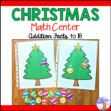 Christmas Math Center (Addition)