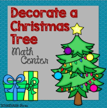 Christmas Math Center