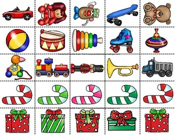 Christmas Math Center **FREEBIE** 'Fill My Sleigh!'  Numbers 1-10