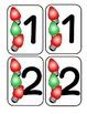 Free Christmas Addition Math Center