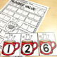 Christmas Math Centers & Activities for 2nd Grade