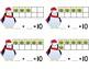 Christmas Math Center (Addition, 1-10)