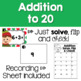 Christmas Math Centers - Addition Task Cards
