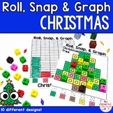 Christmas Math Centers and Graphing Activities