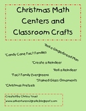 Christmas Math Centers and Holiday Crafts