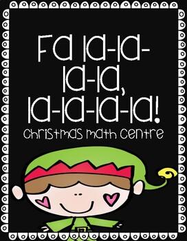 Christmas Math Centre
