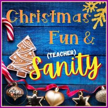 Christmas Math & Classroom Management Pack