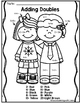Christmas Math Coloring Pages FREEBIE Sampler