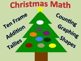Christmas Math Concepts
