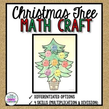 Christmas Math Craft