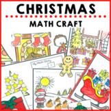 Christmas Math Craft Activities