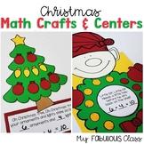 Christmas Math Crafts Making 10