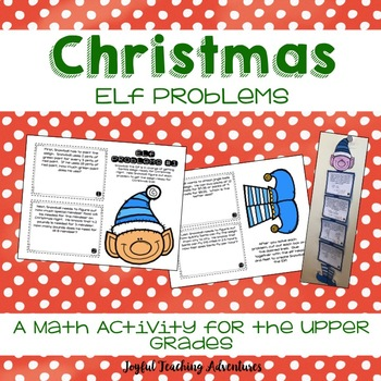 Christmas Math Elf Problems