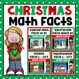 Christmas Math Facts Boom Cards Mega Bundle | Distance Learning