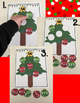 Christmas Math Facts Game