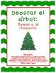 Christmas Math File Folder Games {Spanish}