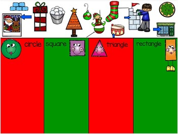 Christmas Math Flipchart (K-1)