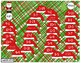 Christmas Math Fluency Game Addition to 20