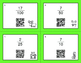 Christmas Math: Fractions to Percents QR Code Task Cards