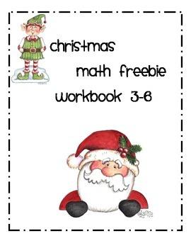Christmas Math Freebie