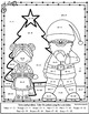 Christmas Math Fun / Addition & Subtraction Facts / Color by Number