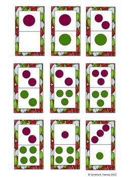 Christmas Math  Fun Pack