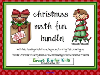 Christmas Math Fun for the Smartboard!